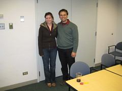 Lisa Zaher and James J. Hodge, New Media Workshop, U. Chicago