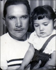 Daddy and me