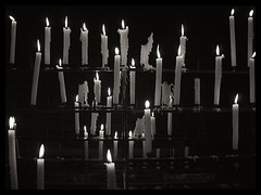 chartres candles (hamsiksa) Tags: france french churches cathedrals eglises