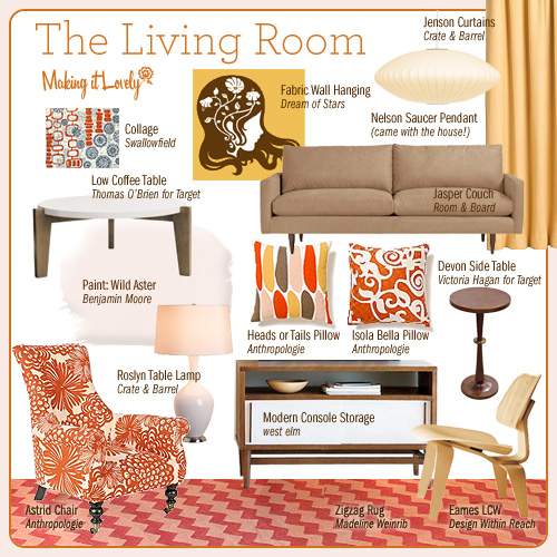 The Living Room Reimagined Making It Lovely