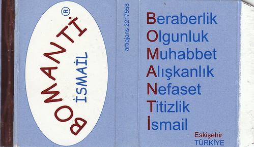 Bomanti Kibrit