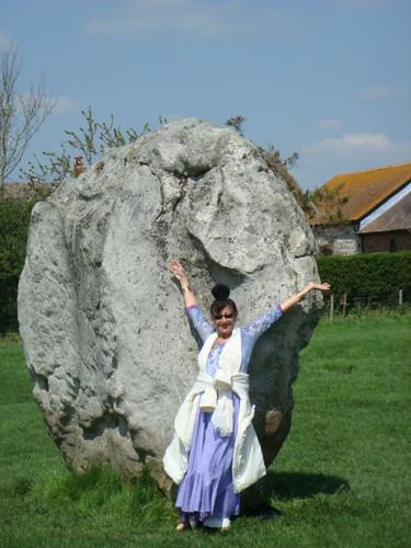 Shankari and a Singing Stone