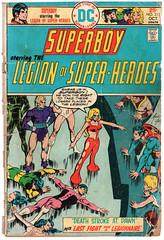 Legion of Super-Heroes 212 (Todd Wilson) Tags: comics superboy lsh legionofsuperheroes legionaires mikegrell