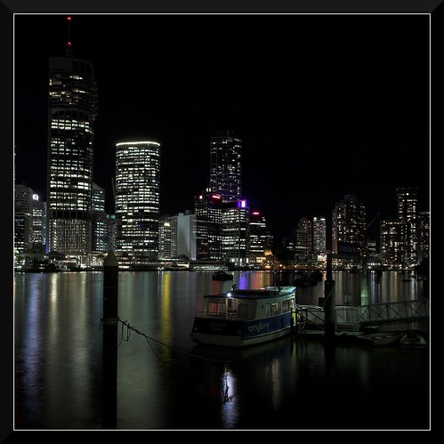 Night Boat to Brisbane