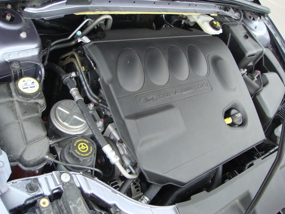 ford mondeo 柴油引擎 油耗