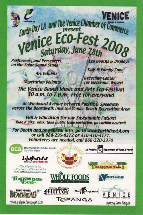 Venice Eco-Fest 2008