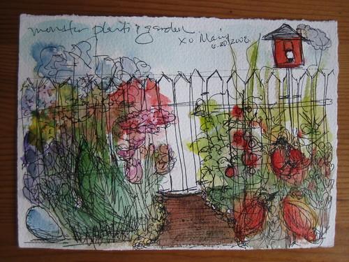 8. Garden
