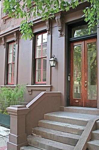 1508 Pine St-- Prime Rittenhouse Brownstone Residence- Entry
