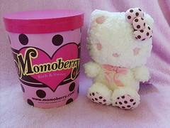 WISHLIST: Vanilla Momoberry Hello Kitty Plush ( Veronica ) Tags: hellokitty sanriohellokittysanrio
