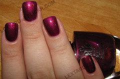 Rimmel PlayFast -  Killer Queen (lextard) Tags: nailpolish killerqueen rimmel playfast