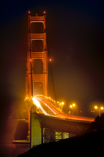 Golden Gate Nocturn
