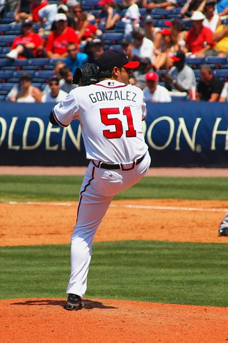 Mike Gonzalez fantasy baseball closer