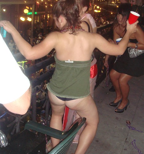 naked public nudity thumbnails movies pics: tampa, ybor, 2007, guavaween, halloween, butts, publicnudity, sexy