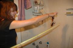 DSC_0238 (bethnoe) Tags: bathroom crawfish benson trudy