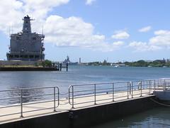 Pearl Harbour, Hawaii (RaySorin) Tags: hawaii april2005