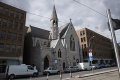 Unitarian Church, St Stephen's Green, Dublin