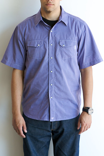 Twelve Bar Curtis Chambray S/S Shirt