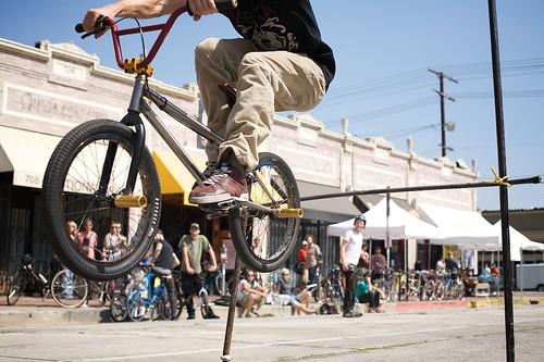 BMX Bar Jump