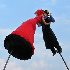 Strange Fruit - Festival of Ballooning (anadelmann) Tags: portrait people usa love loss portraits canon freedom dance newjersey bravo theatre action swoon circus air joy performance nj melbourne poles canonpowershot bending swaying strangefruit readington blueribbonwinner solbergairport njfestivalofballooning v1000 g9 newjerseyfestivalofballooning lifeasiseeit supershot abigfave canonpowershotg9 flexiblepoles performingartscompany anadelmann f5099