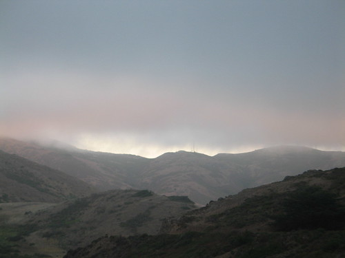 fog headlands