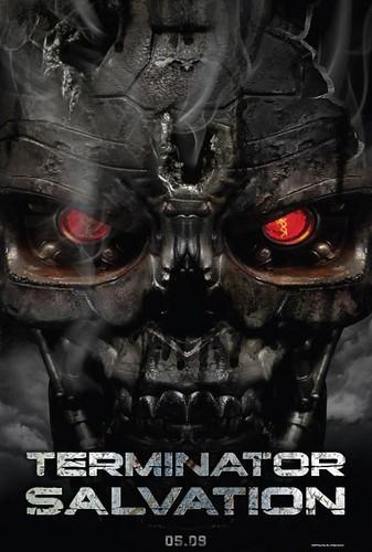 Teaser póster y teaser trailer de 'Terminator Salvation'