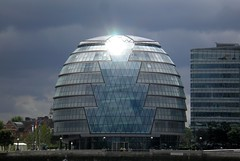 City Hall, London (kalmanzita) Tags: uk england building london glass architecture unitedkingdom britain cityhall normanfoster gb towerhill gla se1 morelondon thequeenswalk londonassembly se12aa