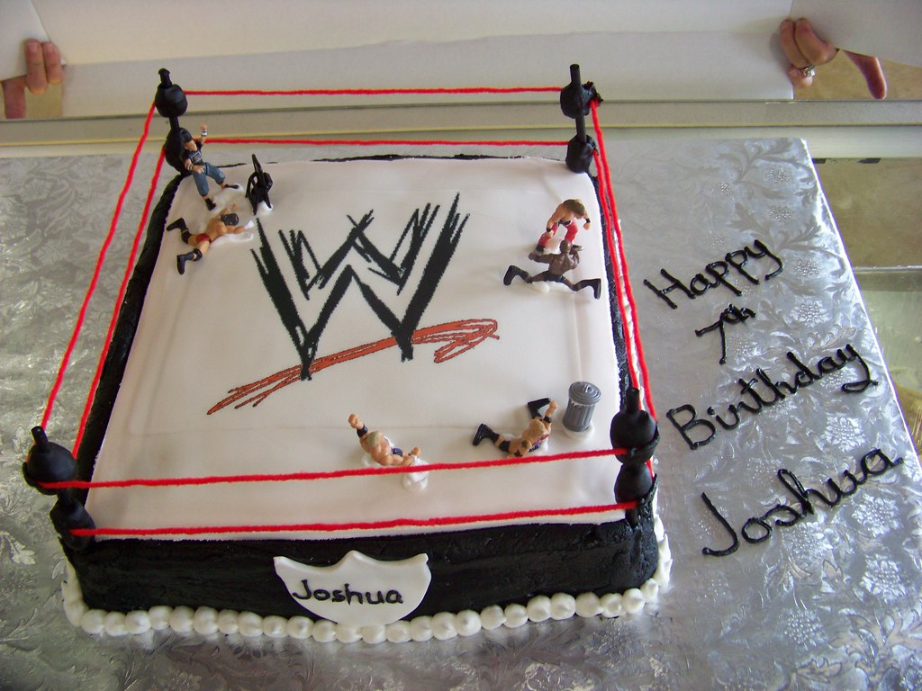The Worlds Best Photos Of Cake And Wwe Flickr Hive Mind