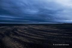 Snfellsnes (Aron Hjalti Bjrnsson) Tags: longexposure sea nature animals landscape iceland nightshots snfellsnes