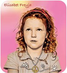 Elísabet Freyja (KVIKA) Tags: portrait graphics barna börn grachic