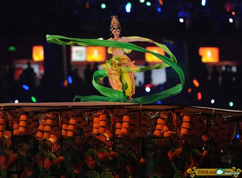 Beijing 2008 Olympic Opening - (18) by you.