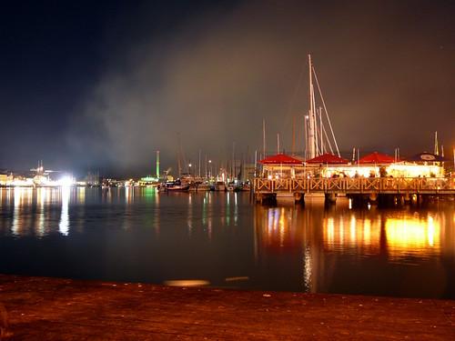 Flensburg Nautics 2008 am Abend 1