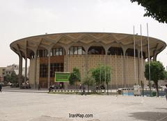 Tehran - 2 (IranMap) Tags: iran tehran tehranstreet iranphoto khiyabonayetehran iranmapcom