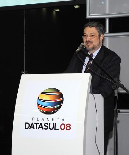 Antonio Palocci no Planeta Datasul