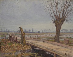 Front de l'Yser 1917 (Chamant) Tags: life mer france art nature painting war belgium belgique aquarelle fineart paintings brugge ruin peinture canvas ruine worldwari morte painter oil impressionism sur bruges ww1 greatwar guerre georges impressionist bam emile oilpainting ypres flanders naturemorte peintre cagnes shelled flandre impressionnisme postimpressionism impressionniste albert1er yser grandeguerre peinturelhuile jemappes furnes guerrede14 peintrebelge bombard postimpressionniste lebacq georgesemilelebacq georgesmile belgianpainter georgeslebacq sectionartistique sectionartistiquedelarmebelgeencampagne