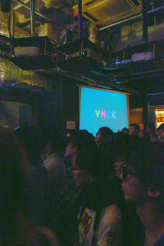 We're waiting YMCK (YMCK! Let's go, Let's go! )
