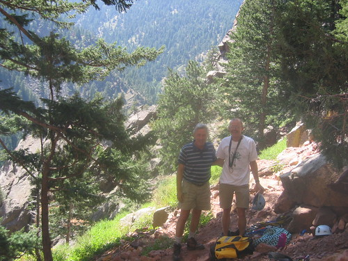 Dale & David 40th Anniversary Climb