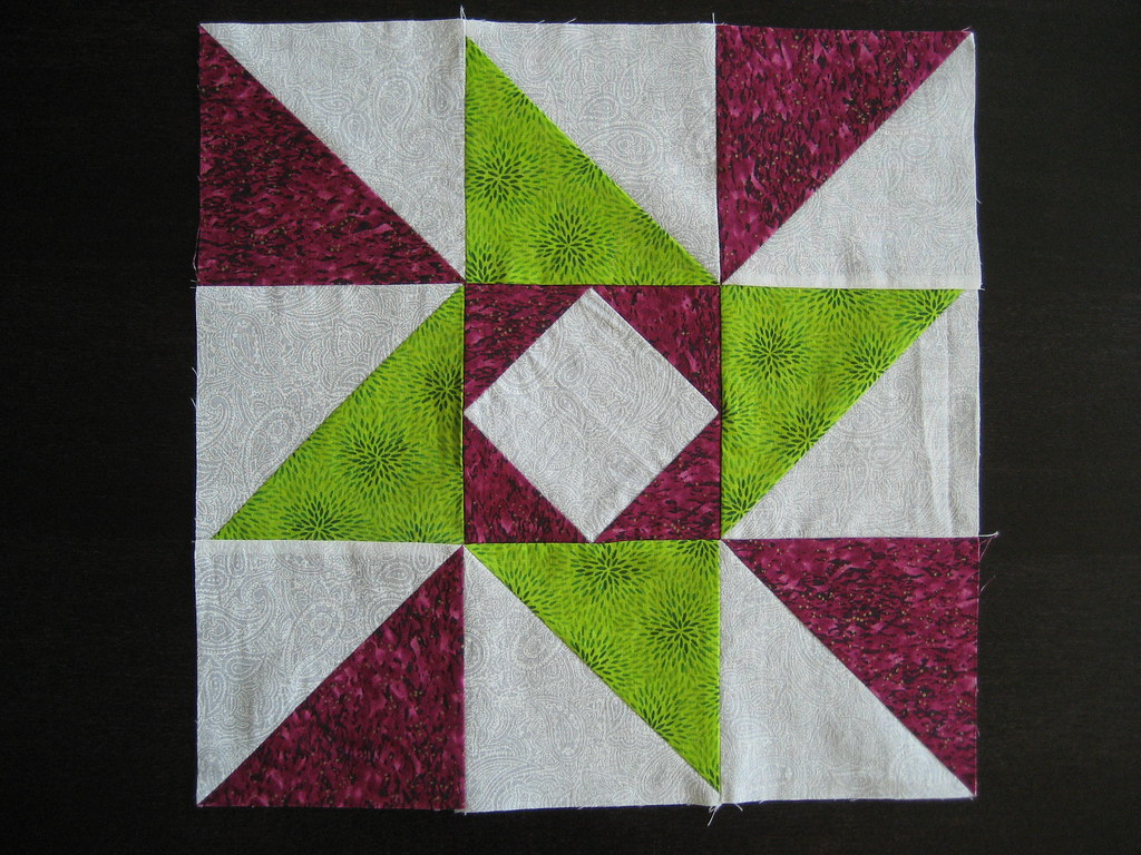 Completed Block: September