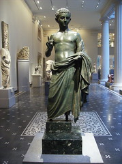 Statue of a Aristocratic Boy (peterjr1961) Tags: nyc newyorkcity newyork art museum met themet metropolitanmuseumofart