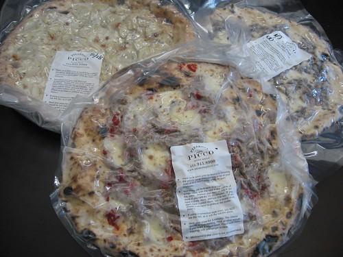 Pizzeria Picco's Frozen Pies