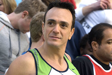 Hank Azaria as Whit in Run Fatboy Run