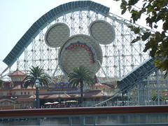 Mickey Head Rollercoast