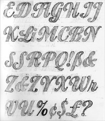 doyald young typography