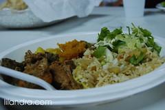 26th Iftar: Mom's Dinner