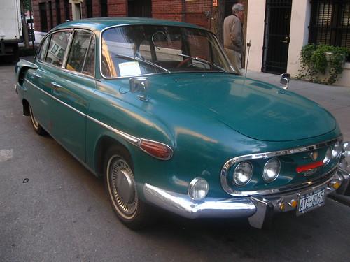 An Old Old Tatra