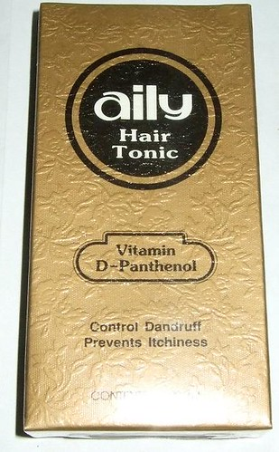 aily hair tonic