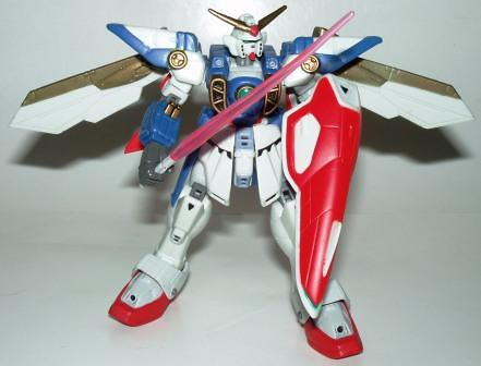 MS Wing Gundam (Gold) a by you.