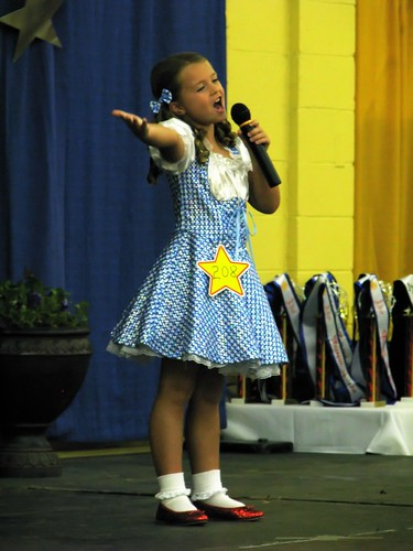 100 Things to see at the fair #37: Kids Talent Show