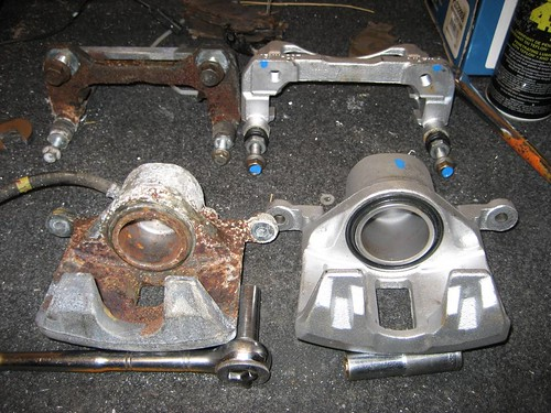 Honda Springfield Il >> TSX Brake Swap / Upgrade - 8th Generation Honda Civic Forum