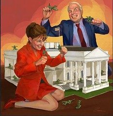 Playing House - Palin and McCain