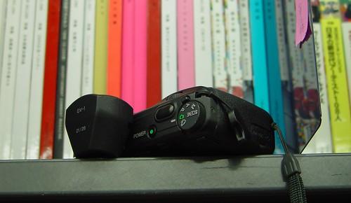 GV-1 (Viewfinder for GR-Digital) : color ver.